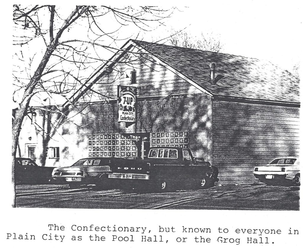 Plain City Confectionary